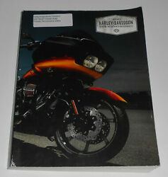 2015 Harley Davidson Genuine Parts And Accessories Catalog Brochure Dyna Fatboy