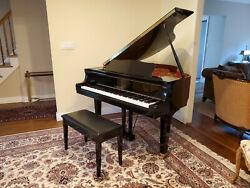 Yamaha Baby Grand Piano GB1 with Bench, Beautiful Sound & Excellent Condition