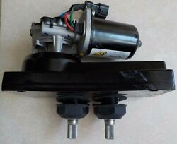 Am 235 Series Windshield Wiper Dc Gear Motor 24v Dual Driver 235-1002 And 235-2098