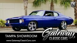 1971 Chevrolet Chevelle -- 582 1971 Chevrolet Chevelle  Coupe 582 Select TH400