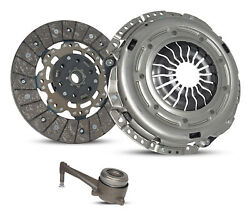 Clutch With Slave Kit for 08 14 Volkswagen GTI EOS Jetta Audi A3 2.0L L4 TURBO $137.31