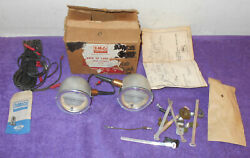 1960 Ford Fairlane 500 Galaxie Special Starliner Nos Back-up Lamp Light Kit