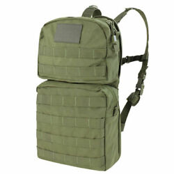 Condor Hydration Carrier 2 Tactical Molle Military Pack Bladder Olive