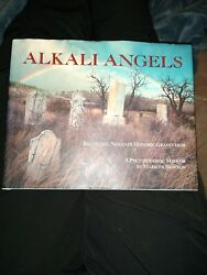 ALKALI ANGELS: RECORDING NEVADA'S HISTORIC GRAVEYARDS By Marilyn Newton *VG+*