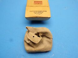 Clutch Release Lever Dust Shield Ab-7513-b Ford 55-58 Nos