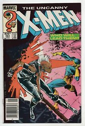 Uncanny X-men 201 Marvel 1986 Nm 1st Cable Baby Nathan Summers Newsstand