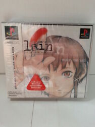 Serial Experiments Lain Play Station Unopened Mt