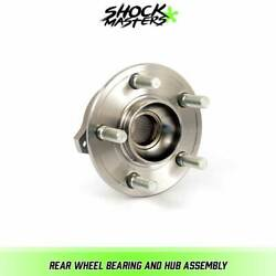 Rear Wheel Bearing And Hub Assembly For 2008 - 2014 Dodge Challenger