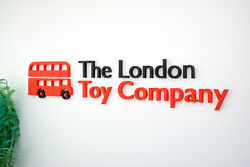 3d Wall Sign Business Logo Made To Order Custom Signs Office Wall Art