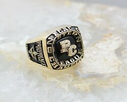 Providence College Eastern Championship Ring Hockey Friars 10k Jostens Size 11.5