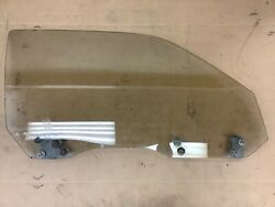 87-90 Legend 2dr Coupe Right Front Door Glass Passenger Side Window Used Oem