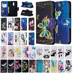 For LG Stylo 5 Stylo 4 Magnetic Leather Wallet Phone Case Cover Flip Stand Card $8.49