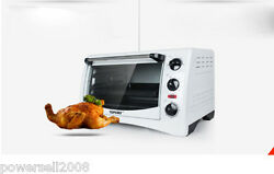 White High-End Professional Home Baking Ovens Individually Climate-Controlled