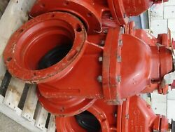 Mueller 8 Resilient Wedge Gate Valve Mj X Mj 250w Tapping 10108008571ss