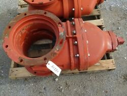 Mueller 12 Resilient Wedge Gate Valve Mj X Mj Tapping