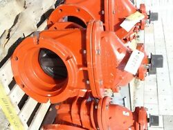 Mueller 8 Resilient Wedge Gate Valve Mj X Fl 350w Tapping