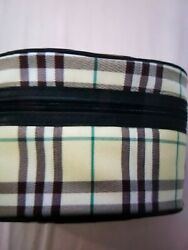 BURBERRY COSMETIC JEWELRY CASE BAG POUCH NWOT PURSE $99.99