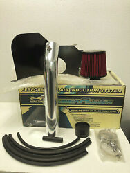 Spectre For 99-04 Toyota Tacoma/4 Runner - 3.4l Air Intake Kit - Polished ---2