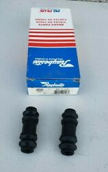 Chry Dodge Ford Jeep Lincoln Ply Disc Brake Caliper Guide Pin Boot Kit H5593