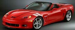 2013 Corvette C6 Wide Body  Convertible 427, GS, Factory Body Kit Red