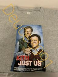 Kith Columbia Pictures Step Brother Long Sleeve Tee Sz Xxl