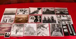 Lot Photographs Old Bw Photos Ships Wedding Golf Unusual Airline Chicks Mix4 Zr
