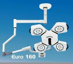 New Led Ot Lamp Common Arm Cold Light Operating Ceiling Lamp For Surgical Light
