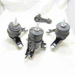 Engine Motor Mount Kit Of 4 Pcs For 04-06 Toyota Camry And Lexus Es330 W/ 3.3l V6