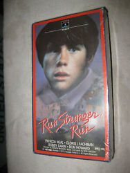 Run Stranger Run Vhs Rca Columbia Pictures New Ron Howard Factory Sealed