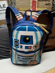 Funko Loungefly Star Wars R2D2 Patch Backpack Target Exclusive New w Tags $39.00