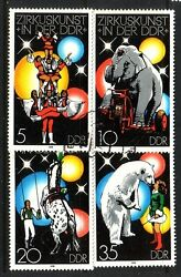 Germany --ddr.... 1978 Circus Set Used