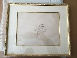 Animation Drawing Of Minnie And Mickey Mouse Puppy Love 1933 Bonhams Profiles