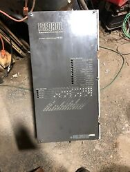 Mitsubushi Freqrol Fr-sx-2-7.5k Ac Spindle Controller Complete