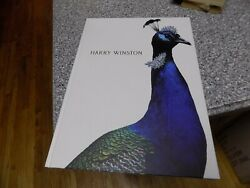 Harry Winston Jewelry Product Catalog 52 Page