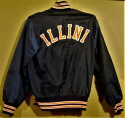 Illinois Illini Two Jackets And Back To Back Champs Cap Package