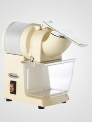 Santos Sano2 Food Prepration Snacking And Catering Grater 02