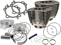 Sands Cycle 910-0481 Big Bore Cylinder Kit For Harley Dyna And Softail Models