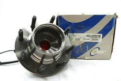 New Centric Wheel Bearing And Hub Front 402.65001e F-250 F-350 4wd Srw 1999-2002