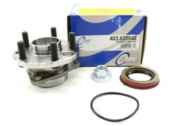 New Centric Wheel Bearing And Hub Kit Front 403.62004e Chevy Pontiac W/o Abs 83-05