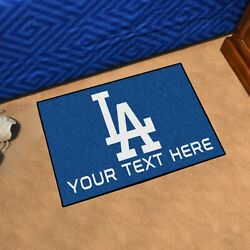 Los Angeles Dodgers She Cave Woman Cave Rug Mlb Fanmats