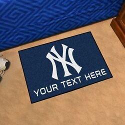 New York Yankees She Cave Woman Cave Rug Mlb Fanmats