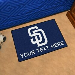 San Diego Padres She Cave Woman Cave Rug Mlb Fanmats