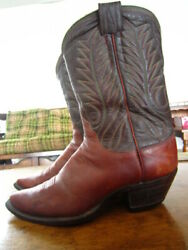 One-of-a-kind Vintage Custom Made Shorty Boots - Men's 10 - 10.5