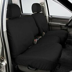 Covercraft Ss3437pcch Seatsaver Front Row Custom Fit Seat Cover For Select Chevr