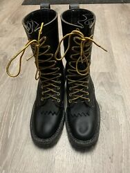 whites boots smoke jumper 6D