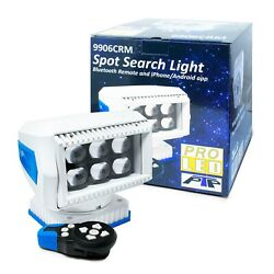 Pro Led 9906crm Bluetooth Wireless Remote Controlled Spot Light Search Light