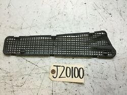 1977 1978 1979 Lincoln Mark V Cowl Grille Air Intake Grille D4sp-65018a17-aa
