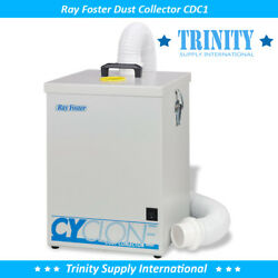 Cyclone Dust Collector Cdc1 Dental Lab Powerful/efficient Made In Usa By Ray Fo