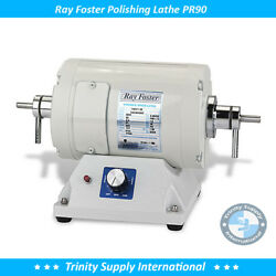 Variable Speed Lathe Pr90 Dental Lab Powerful/efficient Made In Usa Ray Foster