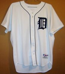 Detroit Tigers Carlos Pena White 12 Home Mlb Button-down Jersey